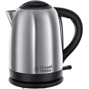 Russell Hobbs 20090 Oxford Brushed Kettle - Silver