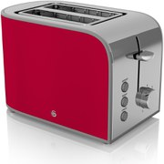 Swan ST17020RN 2 Slice Toaster - Red