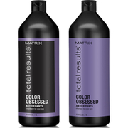 Matrix Total Results Color Obsessed Shampoo and Conditioner (1000ml)