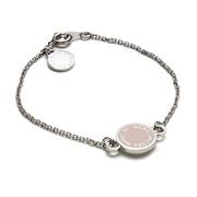 Marc by Marc Jacobs Women's Enamel Disc Bracelet - Blush