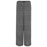 Theory Women's Striped Culottes - Multi