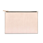 Aspinal of London Women's Essential Large Pouch - Monochrome