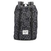 Herschel Supply Co. Retreat Backpack - Black/White Rain Camo
