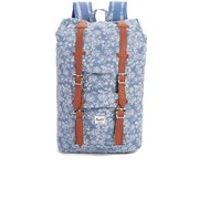 Herschel Supply Co. Little America Mid Volume Backpack - Floral Chambray
