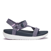 FitFlop Women's Z-Strap Sandals - Dusty Lilac/Navy