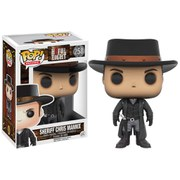 The Hateful Eight POP! Movies Vinyl Figura Chris Mannix