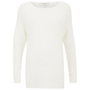 Selected Femme Women's Laua Knitted Pullover - Snow White