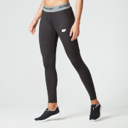 Myprotein Women's Core Leggings - Schwarz