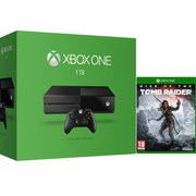 Xbox One 1TB Console - Includes Rise of the Tomb Raider