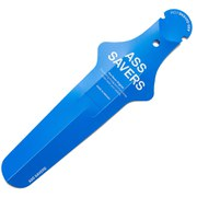 Santini Ass Saver Seat Mudguard - Blue
