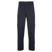 Universal Works Men's Fatigue Twill Pants - Navy