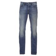 BOSS Orange Men's Orange 90 Denim Jean - Light Wash