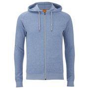 BOSS Orange Men's Zanjo Hoodie - Sky