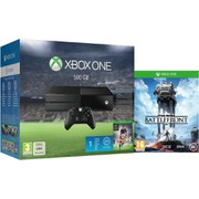 Xbox One 500GB Console - Includes FIFA 16 & Star Wars: Battlefront