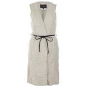 VILA Women's Summy Waistcoat - Sandshell