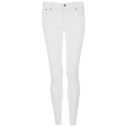 Polo Ralph Lauren Women's Tompkins Cropped Jeans - White