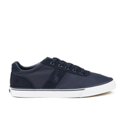 Polo Ralph Lauren Men's Hanford Ne Vintage Nylon Trainers - Newport Navy