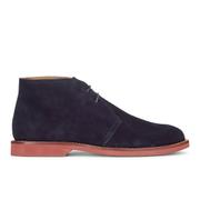 Polo Ralph Lauren Men's Carsey Suede Desert Boots - Navy
