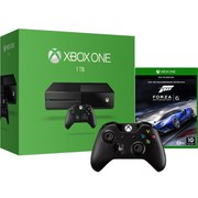 Xbox One 1TB Console - Includes Forza Motorsport 6 & Extra Wireless Controller