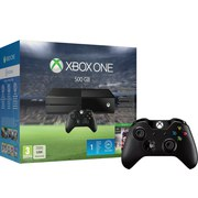 Xbox One 500GB Console - Includes FIFA 16 & Extra Wireless Controller