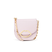 Lulu Guinness Women's Amy Cross Body Bag - Light Magenta