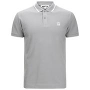 McQ Alexander McQueen Men's McQ Polo Shirt - Steel Grey