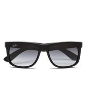 Ray-Ban Justin Rubber Sunglasses - Black