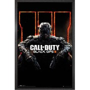 Call of Duty: Black Ops 3 Cover - Framed Maxi Poster