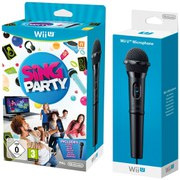Wii U Sing Party + 2 Wii U Microphones
