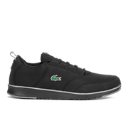 Lacoste Men's L.ight 116 1 Running Trainers - Black