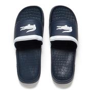 Lacoste Men's Frasier Slide Sandals - Blue/White