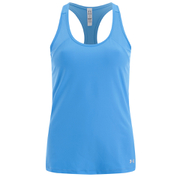 Under Armour Womens HeatGear Armour Tank Top – Blue