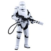 Star Wars Episode VII Movie Masterpiece Actionfigur 1/6 First Order Flametrooper