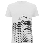 Paul Smith Jeans Men's Printed Crew Neck T-Shirt - White