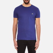 Lacoste Men's Short Sleeve Crew Neck T-Shirt - Ocean