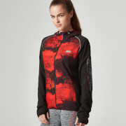 Laufjacke Frauen – Red Concrete