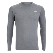 Myprotein Mens Mobility Long Sleeve Top – Grau