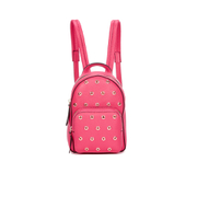 REDValentino Women's Mini Eyelet Backpack - Fuchsia