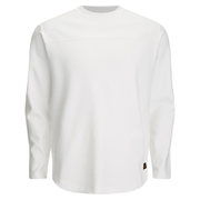 Maharishi Men's Mahagaea Hockey Jersey - White