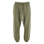 Maharishi Men's Raw Dropped Sweatpants - Maha Olive