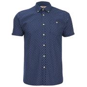 Barbour Men's Emmerson Shirt - Navy
