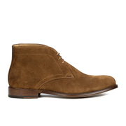 Paul Smith Shoes Men's Morgan Suede Desert Boots - Tan Suede