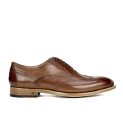 Paul Smith Shoes Men's Christo Leather Brogues - Tan Parma