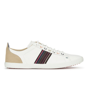 Paul Smith Shoes Men's Osmo Vulcanised Trainers - White