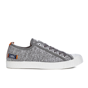 Superdry Men's Low Top Trainers - Mid Grey Marl/White