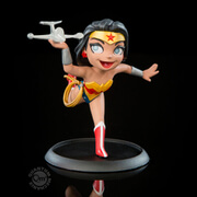 Quantum Mechanix DC Comics Wonder Woman 3.5 inch Figure