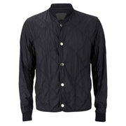 Alexander Wang Men's Diamond Quilted Bomber Jacket - Matrix