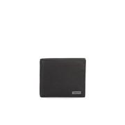 Hugo Boss Orange Men's Volcano Bi-fold Credit Card Case - Black