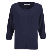 ONLY Women's Tessa Oversize Knitted Pullover - Night Sky