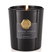 Rituals Woody Vanilla Luxurious Scented Candle (360g)